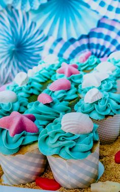 Under the Sea Birthday Party | Kara's Party Ideas
