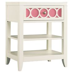 I pinned this Lily Nightstand from the Preppy 101 event at Joss and Main!