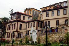 ORDU Karadeniz'in incisi Ordu ilimizdeki tarihi konaklar Fotoğraf: Lütfi Aydın