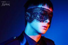 VIXX are blindfolded in teaser images for last part of trilogy 'Kratos' | allkpop.com  Ravi