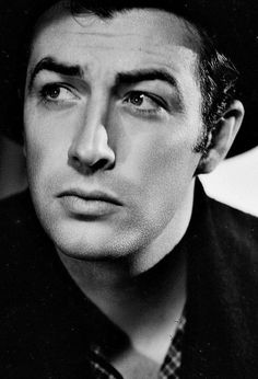 Robert Taylor - a gorgeous photo.