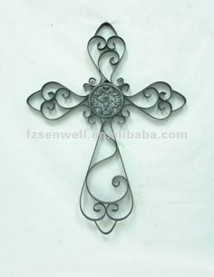 Wall Crosses | Metal Cross wall decor, View metal wall decor, Senwell Product Details ...