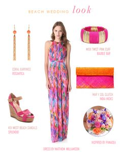 beach themed maxi dress | Posted by EFEFORD at 13:35