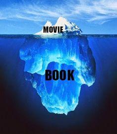iceberg movie versus book - Google Search