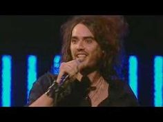This is an excerpt of Russell Brand from The Secret Police Mans Ball Russell Brand, A Funny, Stand Up, Comedians, Police, Comedy, The Secret, Hero, Revolution