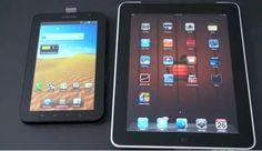 Para cada 12 iPads, Samsung vende apenas um tablet