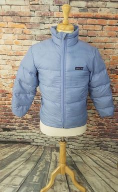 c636d45a6911 Patagonia Kid Lavender Purple Full Zip Hiking Outdoor GOOSE DOWN Puffer  Jacket L  fashion  clothing  shoes  accessories  kidsclothingshoesaccs ...
