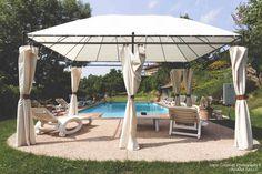 Relais I Castagnoni - gazebo piscina