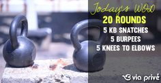 Privé Training Blog - Crossfit Blog - Your source for everything WOD and crossfit related