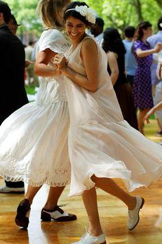 On the Street……Dance, Dance, Dance, Governor's Island