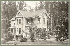 Hargitt House, Norwalk, still here, but surrounded by track homes. California History, Vintage California, Northern California, Norwalk California, Victorian Homes, Victorian Life, San Gabriel Valley, Hidden Treasures, Water Tower