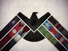 DKNG Studios » The Avengers // Art Print