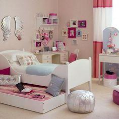 tween girls room ideas | Room Design Ideas for Teenage Girls 300x300 Small Room Design Ideas ...