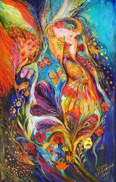 """""""The Dance Of Butterflies"""" by Elena Kotliarker"""