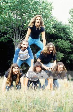 This is the original band, not the frauds posing as Molly Hatchet today.