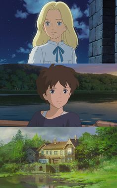 When Marnie Was There, July 2014..THE FEELS ARE TOO MUCH..I ACTUALLY CIRED AND I NORMALLY DONT CRY WHEN I WATCH MOVIES