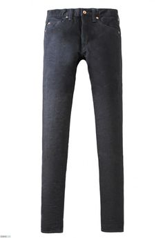 Momotaro Jeans x Denimio DE0305 15.7oz Deep Indigo Slim Tapered