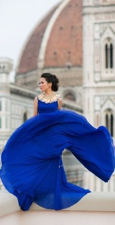 * Beautiful Blue
