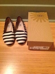 Available @ TrendTrunk.com UGG  Flats. By UGG . Only $36.00! 2014 Trends, Uggs, Trunks, Loafers, Flats, Money, How To Wear, Shoes, Fashion