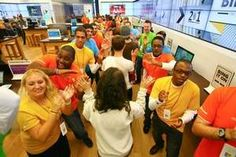 Tax-free shopping in Delaware just got sweeter with the grand opening of the Microsoft Store at the Christiana Mall http://ow.ly/e6ck6. Photo by the News Journal