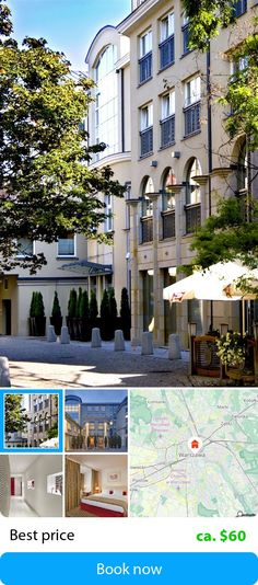 Mamaison Residence Diana (Warsaw, Poland) – Book this hotel at the cheapest price on sefibo.