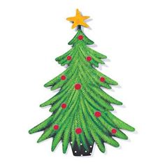 Use this Embellish Your Story Christmas Tree Magnet to embellish your memo boards, frames or wall words. Magnet will also adhere to any magnetic surface.