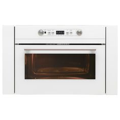 $649.00 IKEA NUTID Microwave oven, white  http://www.ikea.com/us/en/catalog/products/50142342/