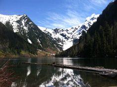 Goat Lake Camping Trip, North Cascades, Washington