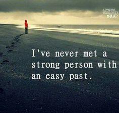 Easy past