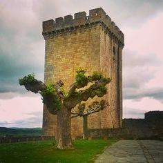 Torre del Homenaje. Monforte de Lemos.