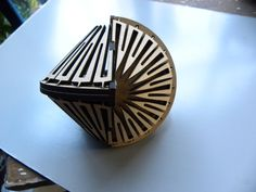 Morphology and Digital Manufacturing: Laser Cuts                                                                                                                                                                                 Más