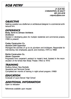Draftsman Sample Resumes Sample Admissions Advisory Resume  Httpexampleresumecv .