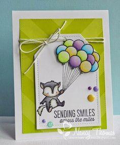 Creative Palette: Sending Smiles