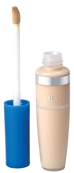 This CoverGirl concealer is also great as an eyeshadow base