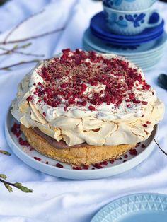 Recipe Boards, Pavlova, Tiramisu, Deserts, Food And Drink, Tasty, Cookies, Baking, Ethnic Recipes