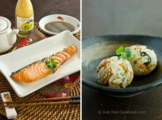 Post image for Winner of CBS SF Most Valuable Blogger Awards and Broiled Salmon & Salmon Onigiri (Rice Ball)