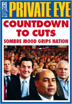 Private Eye covers are the best covers