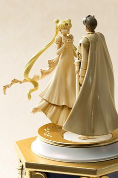 I NEED THIS LIKE I NEED AIR |Tamashii Nations Sailor Moon Tuxedo Mirage music box! Buy here http://amzn.to/2in5RNs
