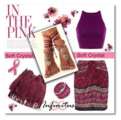 """SoftCrystal 15"" by adanes ❤ liked on Polyvore featuring Anna Sui, Rebecca Minkoff and Bling Jewelry"