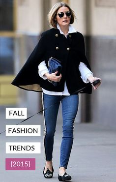 Preppy Fall 2015 Fashion Trends | Progression By Design