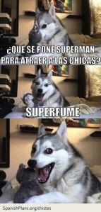 Superman chiste