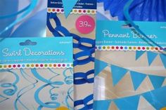 Essential Blue Party Box