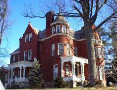 A Photo Gallery of Queen Anne Architecture: Missouri Queen Anne