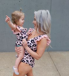 350e717a23 Mommy and Me Swimsuits Baby Girl: The cutest mommy and me swimsuits for  baby girls