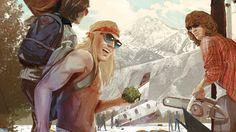 """Słyszałeś o """"złotym pociągu""""? Poznaj zatem grupę hippisów, która w latach 70. odnalazła skarb we wraku samolotu - Joe Monster"""