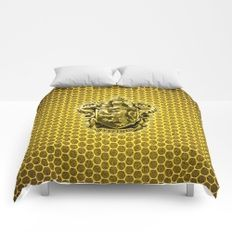 Gryffindor logo Comforters