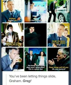 love lestrade lol