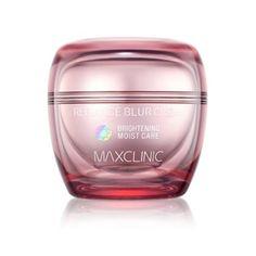 Max Clinic Radiance Blur Cream 30g / 1.05oz Brightening Moist Care #MaxClinic #333korea #skincare #beauty #koreacosmetics #cosmetics #oppacosmetics #cosmetic