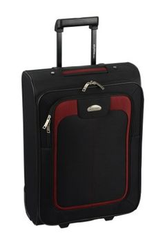 REVELATION Suitcase Abby Case, Large, 119 Liters, Patterned Red ...