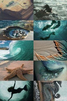 Come Join in on the Reneabouquets Under The Sea Themed April Mood Board Challenge hosted by Design T Witch Aesthetic, Aesthetic Collage, Character Aesthetic, Blue Aesthetic, Aesthetic Pastel Wallpaper, Aesthetic Wallpapers, Les Winx, Usa Tumblr, Creation Photo